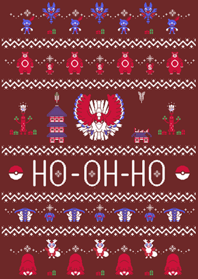 The Perfect 'Ugly Christmas Sweater' for Any Pokémon Trainer