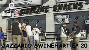 JAZZARIO SWINEHART EP 20