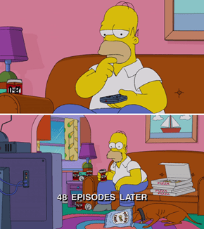 Me, Every Time I Find a New Show