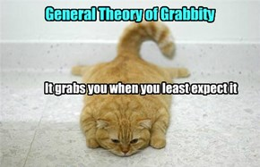 Purrfessor Catenstein explains the General Theory
