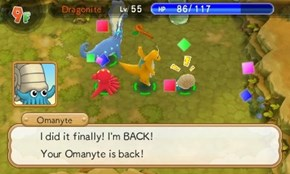 Lord Helix Returns in Super Mystery Dungeon