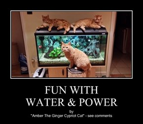 FUN WITH WATER & POWER