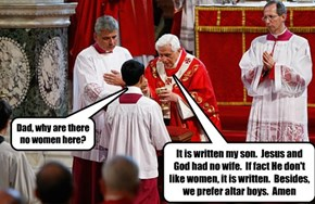 Altar boys best...