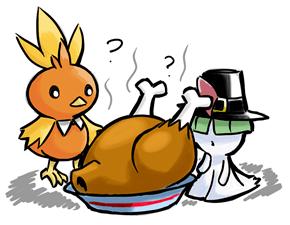 Happy Thanksgiving Cheezburger Friends!