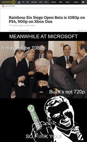 Microsoft Logic?