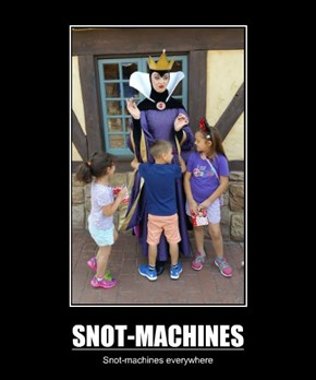 SNOT-MACHINES