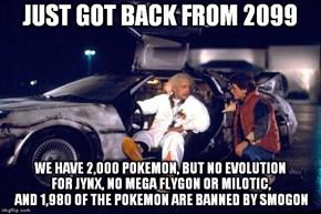Pokemon 2099