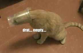 drat.... empty....