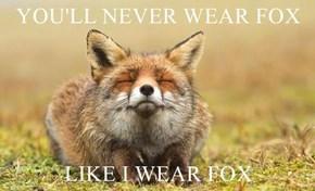 Make a fashion statement with Faux Fur!