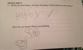 This Kid's Math Answer is Literally the Best