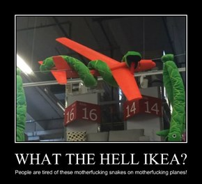 WHAT THE HELL IKEA?
