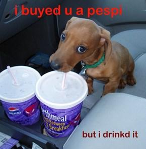 No Pepsi For Yu