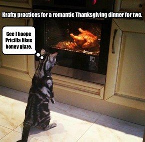 Krafty has crafty plans!