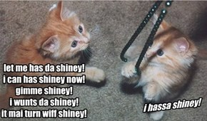 Shiney power!