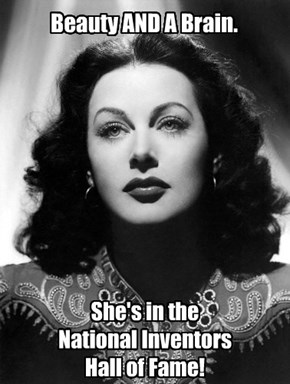 Hedy Lamarr's 101st Birthday