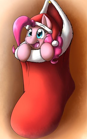 Pinkie Stocking