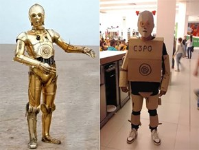 C3P-Nope Not Even Close Enough