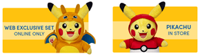 Build-a-Bear's Pikachu Plush Arrives Later This Month!