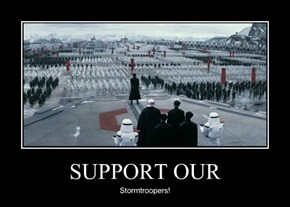 SUPPORT OUR