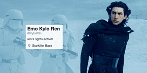 Emo Kylo Ren is Annoying Enough to Turn Even the Purest Jedi to the Dark Side