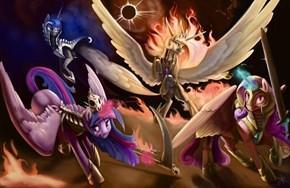 The Four Princesses of the Apocalypse