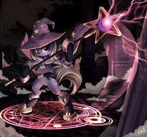 Arch-Wizard Trixie Lulamoon