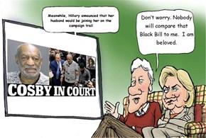 Hillary Hypocrisy