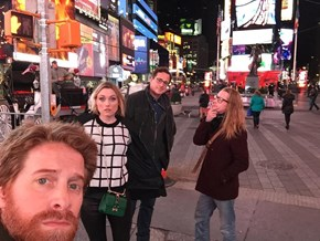 Bob Saget, Macauley Culkin and Seth Green Combined to Take the Ultimate, If Unexpected, 90's Nostalgia Selfie