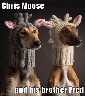 Chris Moose  and his brother Fred