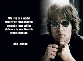 35 Years & Not Much Has Changed. Remembering John.