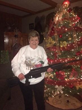 Yeehaw grandmaw!