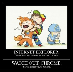 Dammit Chrome