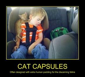 CAT CAPSULES
