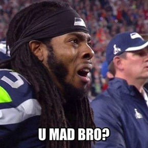 For All the Richard Sherman Haters