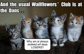KKPS Balentine's Dans:  Wallflowers' Club