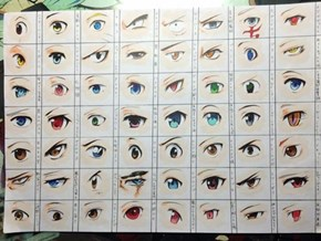 Name That Anime Eye!