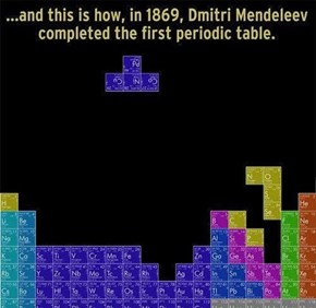 Tetris Is Just Science