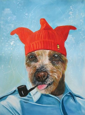 People are Commissioning Artists to Paint Their Pets and it's Awesome!