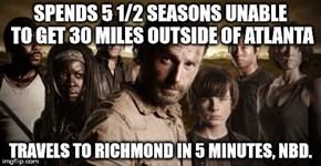 Rick Finally Unlocked Fast Travel