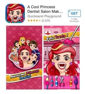 The Most Horrifying Disney Rip Off App Yet