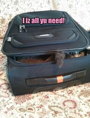 Yu IZ Packed!