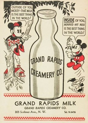 Damn Mickey, That's Raunchy