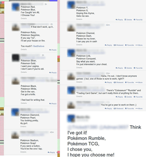 Charmanders are Red, Squirtles are Blue, These Pokémon Poems are Perfect for You