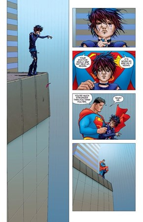 Superman Saves