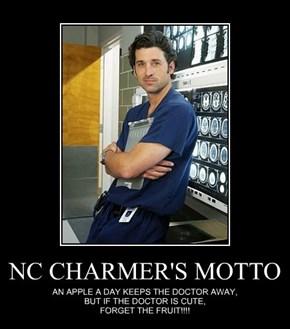 NC CHARMER'S MOTTO