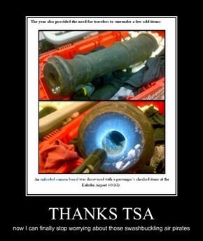 THANKS TSA