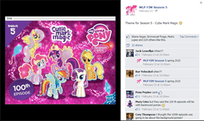 Season 5 Theme: Cutie Mark Magic?