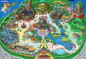 Why Can't This Ghibli Theme Park Be Real?