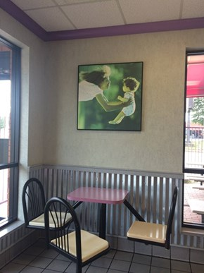 Hang Your Art in a Way That Makes Your Customers Think
