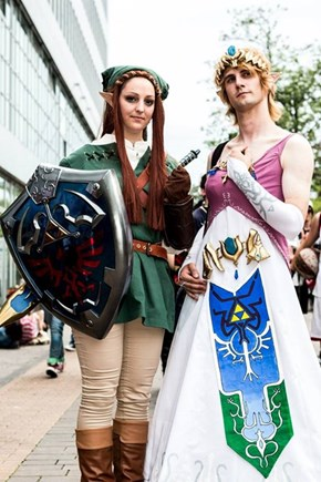 See, I Told You Zelda Was the Guy!